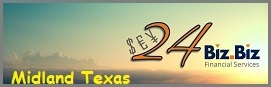 24Biz - Financial Services in Midland Texas